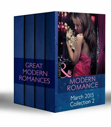 Modern Romance March 2015 Collection 2: The Real Romero / His Defiant Desert Queen / Prince Nadir's Secret Heir / The Tycoon's Stowaway (Mills & Boon e-Book Collections)