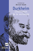 Durkheim. L'institution de la sociologie