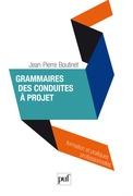 Grammaires des conduites à projet
