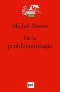 De la problématologie