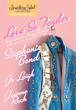 Love So Tender: Taking Care of Business / Play It Again, Elvis / Good Luck Charm (Mills & Boon Silhouette)