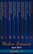 Lynne Graham - Modern Romance April 2015 Books 1-8