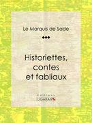 Historiettes, contes et fabliaux