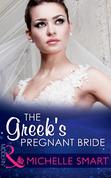 The Greek's Pregnant Bride (Mills & Boon Modern) (Society Weddings, Book 2)