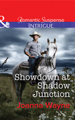 """Showdown at Shadow Junction (Mills & Boon Intrigue) (Big """"D"""" Dads: The Daltons, Book 7)"""