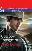 Cowboy Incognito (Mills & Boon Intrigue) (The Brothers of Hastings Ridge Ranch, Book 1)