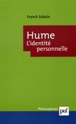Hume. L'identité personnelle