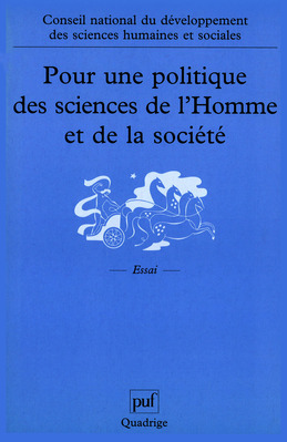 Pour une politique des sciences de l'Homme et de la société