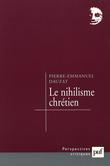 Le nihilisme chrétien