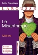 Jean-Baptiste Poquelin dit Molière - Le Misanthrope