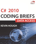C# 2010 Coding Briefs Data Access