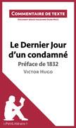 Jeanne Digne-Matz - Le Dernier Jour d'un condamné de Victor Hugo - Préface de 1832