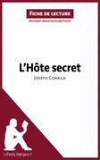 L'Hôte secret de Joseph Conrad (Fiche de lecture)