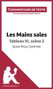 Les Mains sales de Sartre - Tableau VI, scène 2