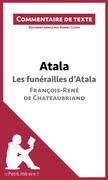 Atala de Chateaubriand - Les funérailles d'Atala