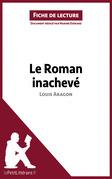 Le Roman inachevé de Louis Aragon (Fiche de lecture)