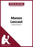 Noémi Pineau - Manon Lescaut de L'Abbé Prévost (Fiche de lecture)