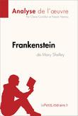 Claire Cornillon - Frankenstein de Mary Shelley (Fiche de lecture)