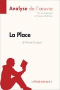 La Place d'Annie Ernaux (Fiche de lecture)