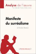Le Manifeste du surréalisme d'André Breton (Fiche de lecture)