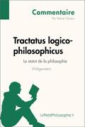 Tractatus logico-philosophicus de Wittgenstein - Le statut de la philosophie (Commentaire)