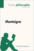 Montaigne (Fiche philosophe)
