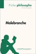 Malebranche (Fiche philosophe)