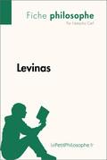 Levinas (Fiche philosophe)