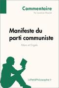 Manifeste du parti communiste de Marx et Engels (Commentaire)