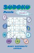 Sudoku Puzzle, Volume 3