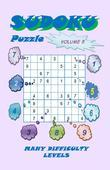 Sudoku Puzzle, Volume 5