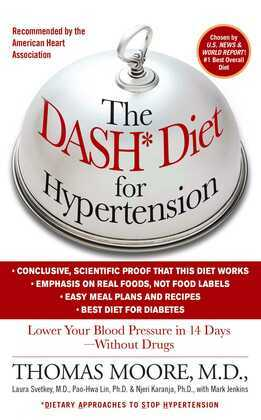 The DASH Diet for Hypertension