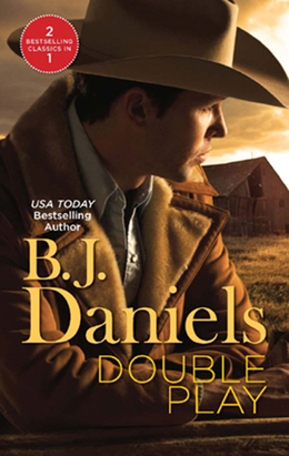 Double Play: Ambushed! / High-Caliber Cowboy (Mills & Boon M&B)