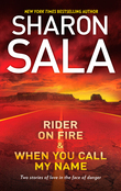 Rider on Fire & When You Call My Name: Rider on Fire / When You Call My Name (Mills & Boon M&B)
