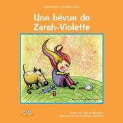 Une bvue de Zarah-Violette