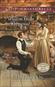 Wagon Train Proposal (Mills & Boon Love Inspired Historical) (Journey West, Book 3)