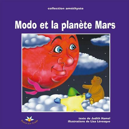 Modo et la planète Mars
