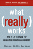 What Really Works: The 4+2 Formula For Sustained Business Success