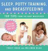 Sleep, Potty Training, and Breast-feeding