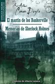 El mastín de los Baskerville y Memorias de Sherlock Holmes
