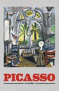 Picasso. En el taller