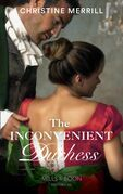 The Inconvenient Duchess