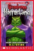 Goosebumps HorrorLand #11: Escape from HorrorLand