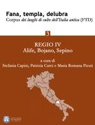 Fana, templa, delubra. Corpus dei luoghi di culto dell'Italia antica (FTD) - 3