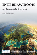 Interlaw Book on Renewables Energies