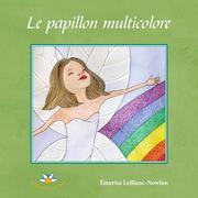 Le papillon multicolore