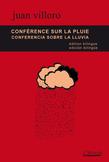 Conférence sur la pluie   Conferencia sobre la lluvia