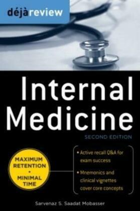 Deja Review Internal Medicine, 2nd Edition