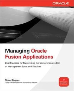 Managing Oracle Fusion Applications