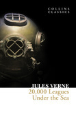 20,000 Leagues Under The Sea (Collins Classics)